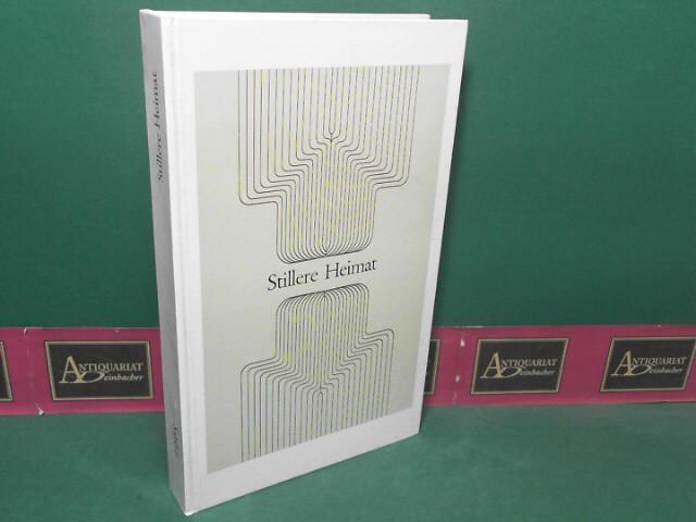 Stillere Heimat. 1965. Literarisches Jahrbuch. 1.Auflage,