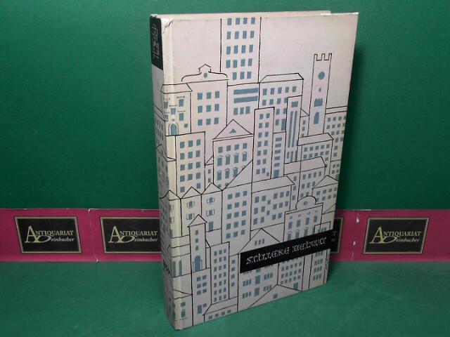 Kulturamt der Stadt Linz: Stillere Heimat. 1959. Literarisches Jahrbuch. Auswahl durch eine Jury oberösterreichischer Dichter. 1.Auflage,