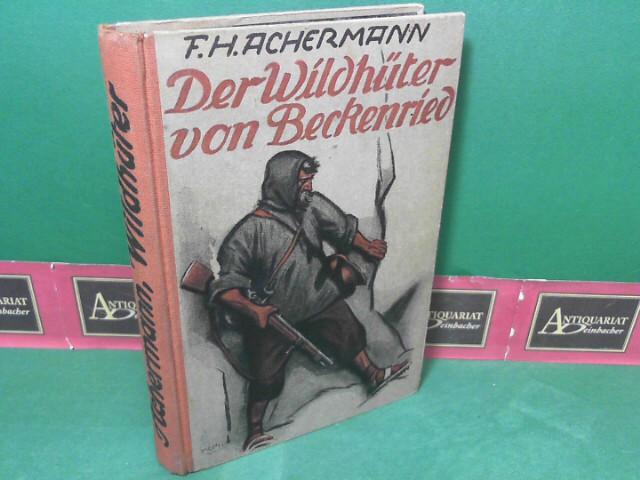 Der Wildhüter von Beckenried - Ein Roman aus Nidwaldens letzten Tagen vor 1798. 6.-10.tausend