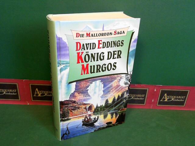 König der Murgos. (= Die Malloreon-Saga, Band 2).