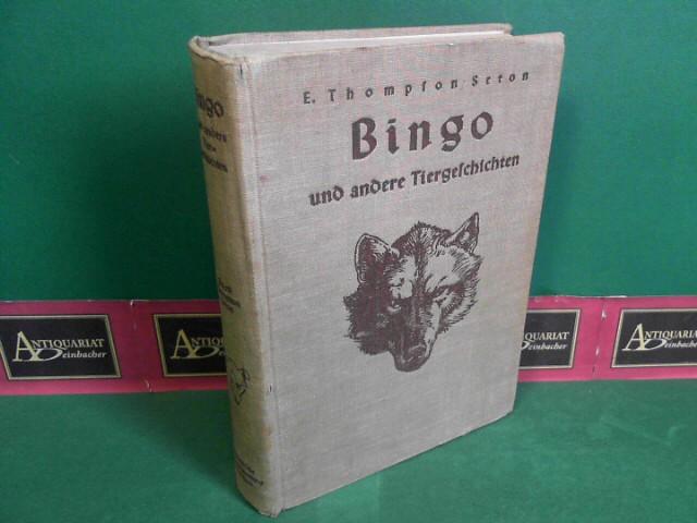 Bingo und andere Tiergeschichten.