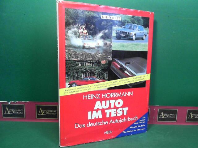 Auto im Test - Das deutsche Autojahrbuch. 1.Auflage,