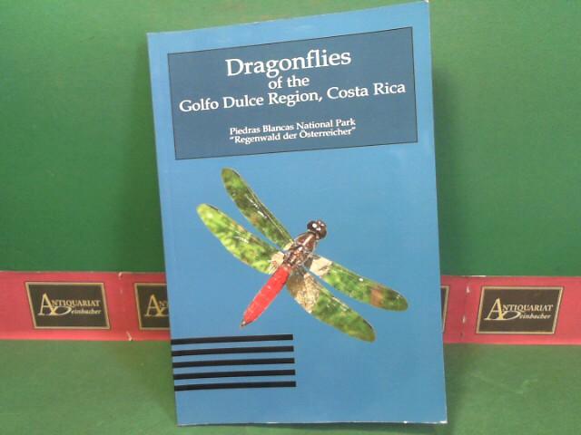 Schneeweihs, Stefan, Roland Albert Anton Weissenhofer u. a.: Dragonflies of the Golfo Dulce Region, Costa Rica. 1.Auflage,