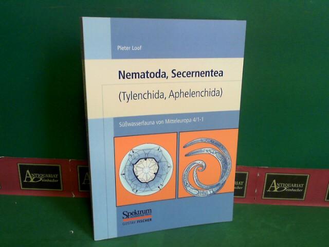 Loof, Pieter A.A.: Süßwasserfauna von Mitteleuropa - Band 4/1-1: Nematoda, Secernentea (Tylenchida, Aphelenchida). 1.Auflage,