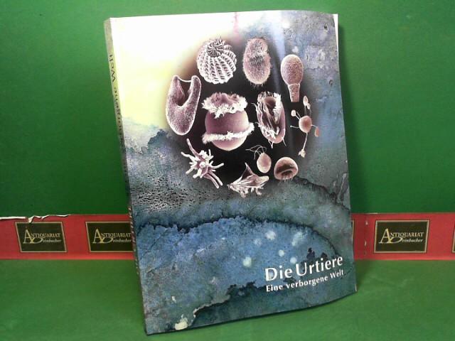 Aescht, Erna: Die Urtiere - Eine verborgene Welt. (= Kataloge des OÖ Landesmuseum, Neue Folge Nr. 71). 1.Auflage,