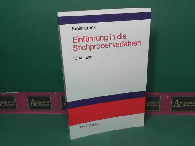 Einführung in die Stichprobenverfahren - Lehr- und Übungsbuch der angewandten Statistik. 2.Auflage,