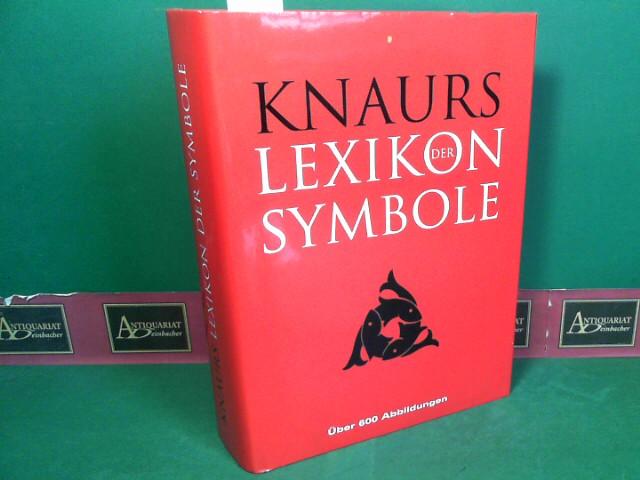 Knaurs Lexikon der Symbole.