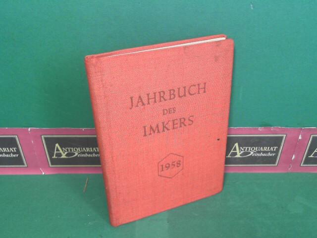 Jahrbuch des Imkers 1958 1.Auflage,