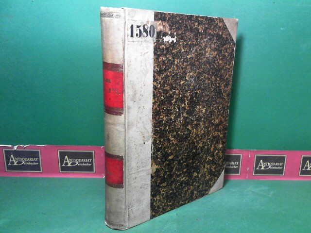 The fine Arts - Quaterly Review. 1863 Vol.I: May-October. 1.Auflage,
