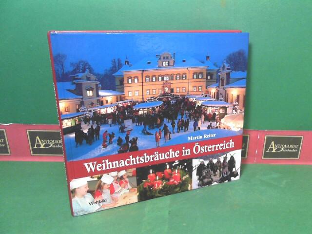 Weihnachtsbräuche in Österreich.