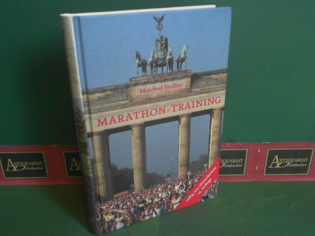 Steffny, Manfred: Marathon-Training. 14.Auflage