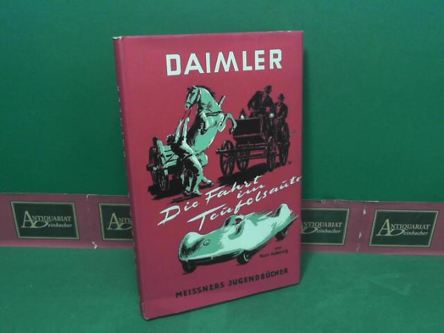 Kuberzig, Kurt: Gottlieb Daimler - Die Fahrt im Teufelsauto. 2.Auflage,