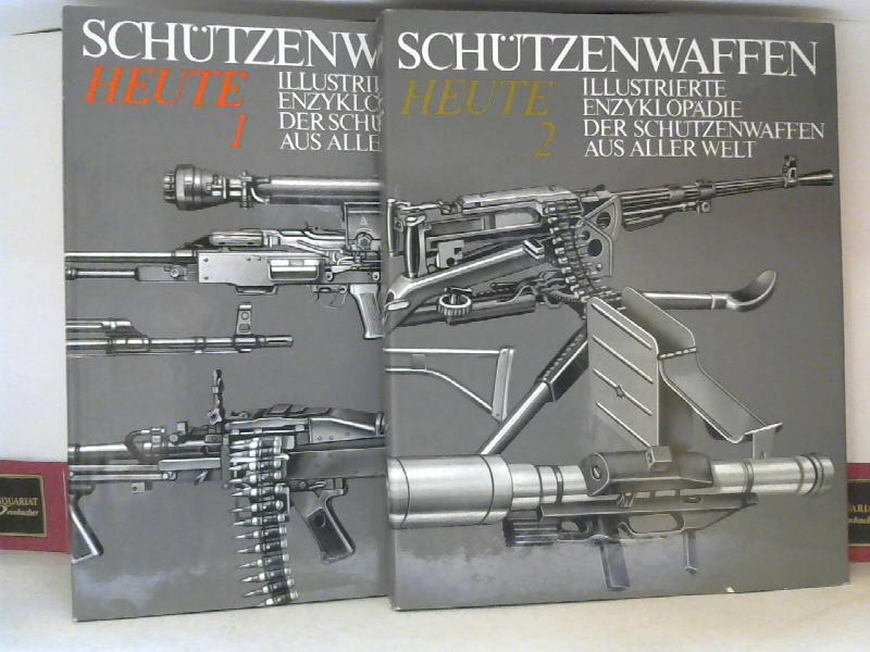 Schützenwaffen heute - 1945-1985 - in zwei Bände. 1.Auflage,