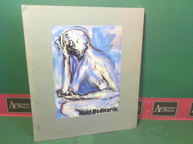 Herbert Bednarik 1933-1947. Skizzen, Zeichnungen, Bilder. (= Katalog zur Ausstellung) 1.Auflage,