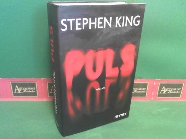 King, Stephen: Plus - Roman. 1.Auflage,