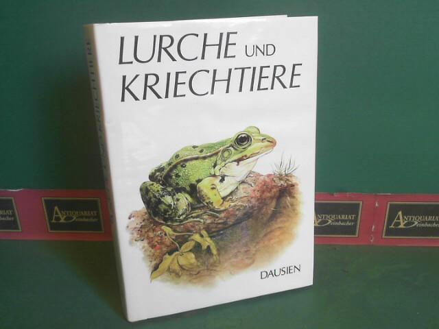 Lanka, Vaclav und Zbysek Vit: Lurche und Kriechtiere in Europa. 1.Auflage,