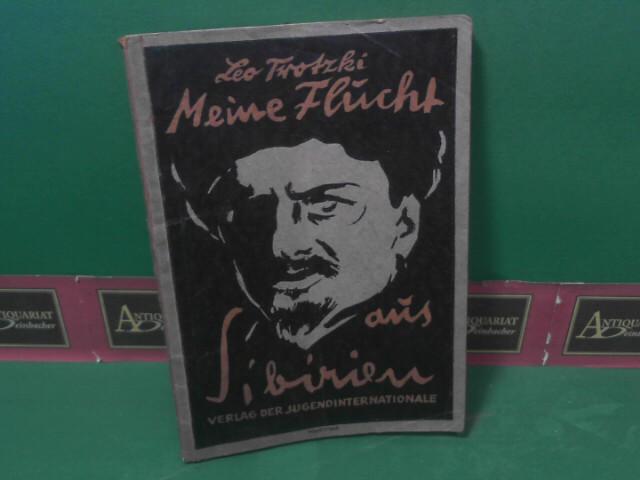 Meine Flucht aus Sibirien. Übersetzt von Hans Ruoff-München. 1.Auflage,