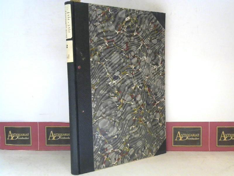 Annales de la Societet Entomologique de France - 64.Volume, 1945 bis 66.Volume, 1947. 1. Aufl.