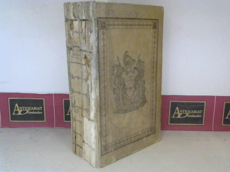 Militär-Schematismus des österreichischen Kaiserthumes - 1839. 1. Aufl.