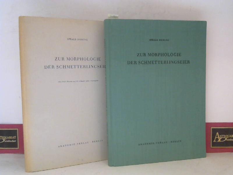 Döring, Ewald: Zur Morphologie der Schmetterlingseier. 1. Aufl.