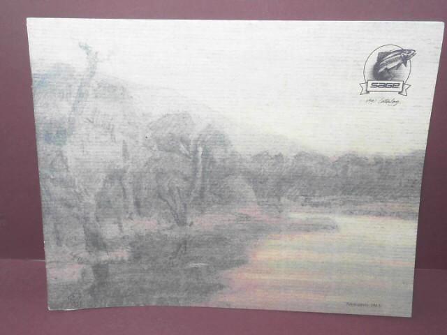 Sage Katalog 1991 - inkl. Preisliste. 1. Aufl.