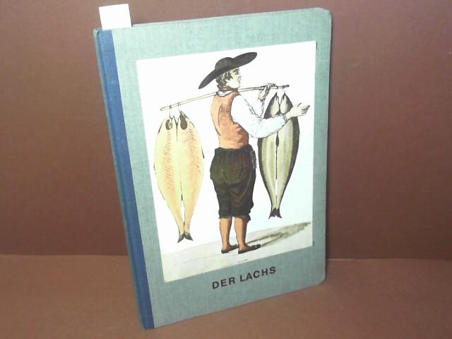 Der Lachs - Eine kleine Monographie über den König der Wanderfische. (= Praxis der Fischwirtschaft, Band 5). 1. Aufl.