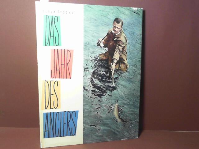 Das Jahre des Anglers. 1. Aufl.