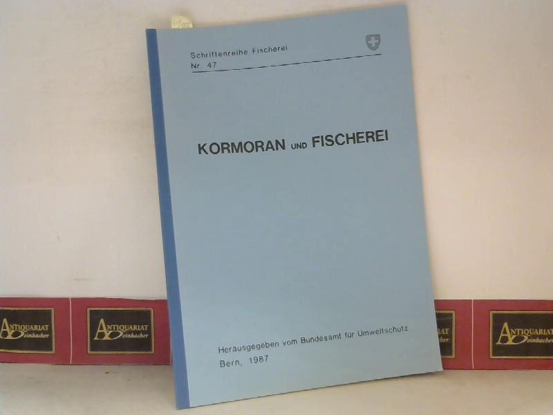 Kormoran und Fischerei. (= Schriftenreihe Fischerei Nr.47). 1. Aufl.