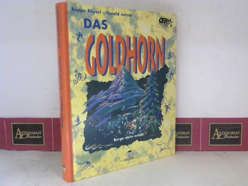 Das Goldhorn - Berge aktiv erlebt. 1. Aufl.