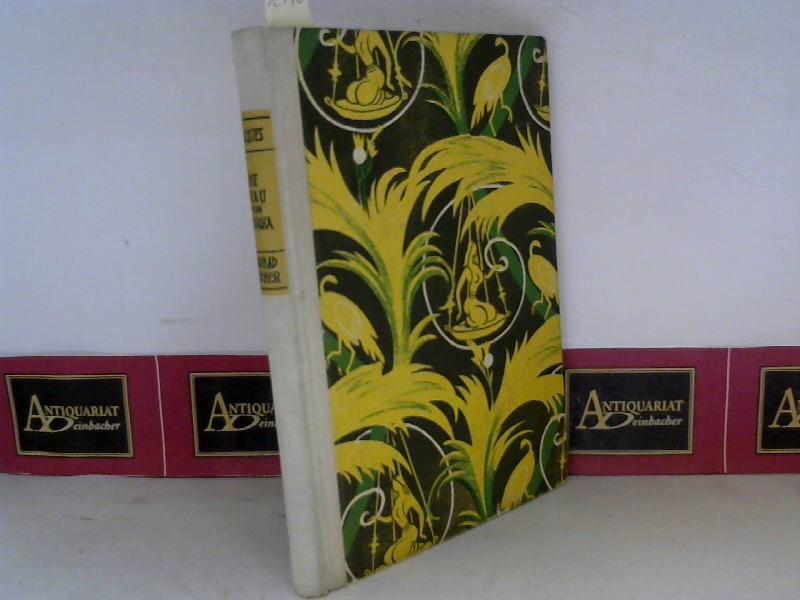 Jacques Norbert: Die Frau von Afrika - Roman aus den Tropen. (= Sindbad-Bücher. Phantastische und abenteuerliche Romane). 2. Aufl.