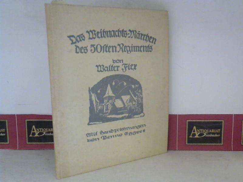 Das Weihnachts-Märchen des 50sten Regiments. 18. Aufl.