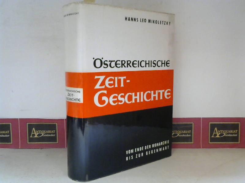 Österreichische Zeitgeschichte - Vom Ende der Monarchie bis zur Gegenwart. 3. Aufl.