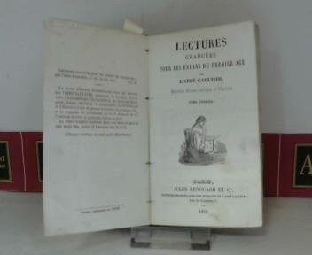 Lectures Graduers pour les enfans du premier age - Tome Premier - Nouvelle edition, corrigee et illustree. 2. Aufl.