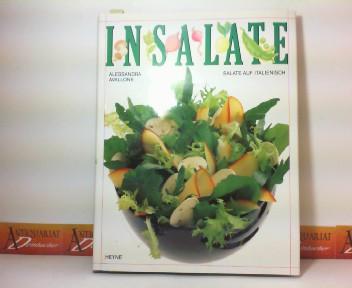 Insalate - Salate auf italienisch: 1. Aufl.