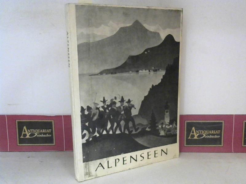 Österreichische Alpenseen. 1. Aufl.