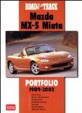 Mazda MX-5 Miata 1989-2002 Portfolio (Road & Track Series)