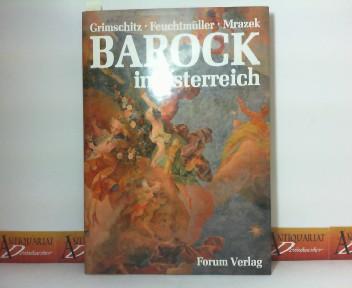 Barock in Österreich 5.Auflage, im Bildteil erweiterte Auflage
