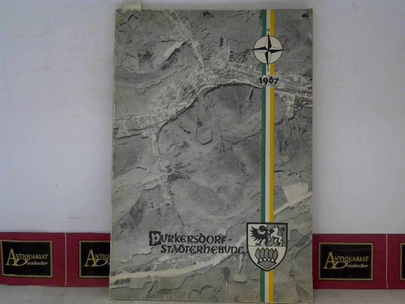 Purkersdorf Stadterhebung. 1.Auflage