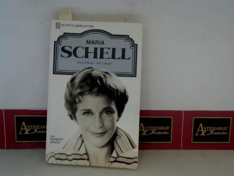 Maria Schell - Ihre Filme, Ihr Leben. (= Heyne Filmbibliothek, Band 99). 1. Aufl.