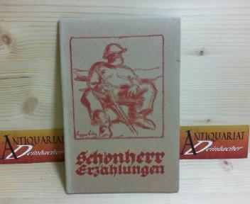 Schönherr, Karl: Erzählungen. (= Jugendrotkreuzbücher, Band 1). 1. Aufl.