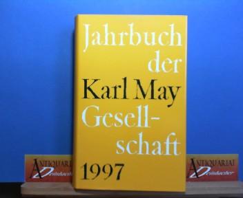 Roxin, Claus, Helmut Schmiedt Hans Wollschläger u. a.: Jahrbuch der Karl-May-Gesellschaft 1997. 1.Auflage,