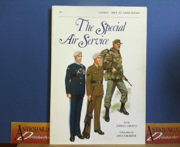 The Special Air Service and Royal Marines Special Boat Squadron. (= Men-at-Arms Series 116).