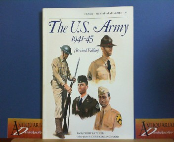 The U.S.Army 1941-45. (= Men-at-Arms Series 70).