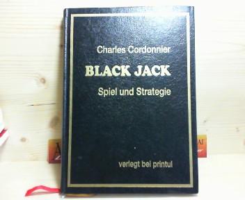 Black Jack. - Spiel und Strategie. 2.Auflage,