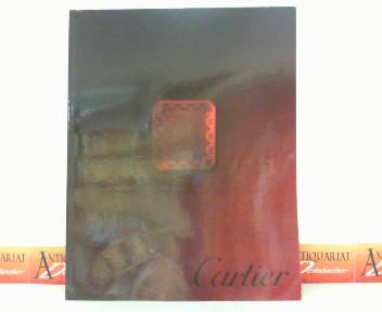 Katalog von Cartier über Uhren - Ausgabe 2002 (ED WA 2768). 1.Auflage,