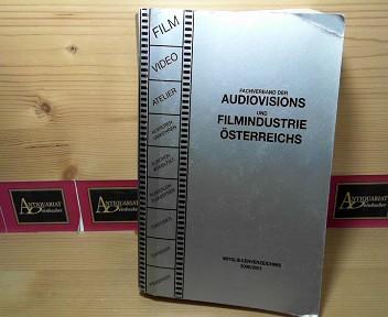 Fachverband der Audiovisions und Filmindustrie Österreichs.- Mitgliederverzeichnis 2000/2001. 1.Auflage,