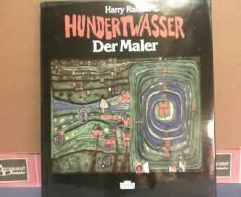 Hundertwasser, der Maler.