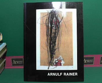 Arnulf Rainer  - Überzeichnungen, Übermalungen - PPRekresby, Premalby. (= Katalog zur Ausstellung im Egon Schiele Centrum 1.Auflage,