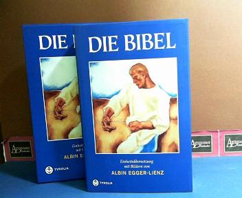 Die Bibel. Einheitsübersetzung mit Bildern von Albin Egger-Lienz. 1.Auflage,