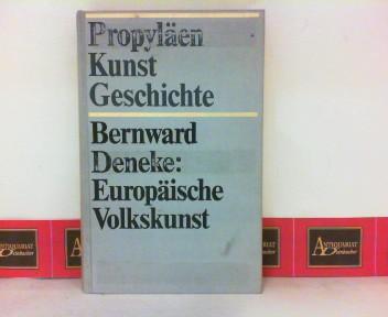 Europäische Volkskunst. (= Propyläen Kunstgeschichte, Supplementband 16). 2. Aufl.